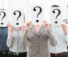 Succeed in Your Position: Ask THE Right Question