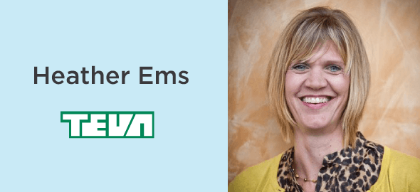 Heather Ems Senior Director (Teva Pharmaceuticals)