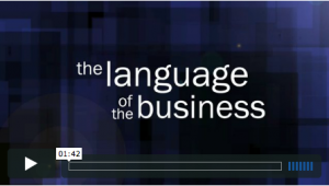Language of Business